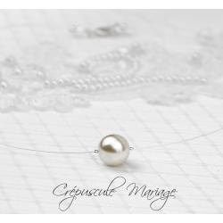 Collier mariage SIMPLICITY 3