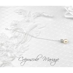 Collier mariage COLEEN