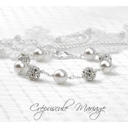 Collier mariage CALLIOPE